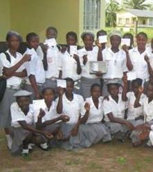 WSSS scholarship students Sept 2013 - Copy