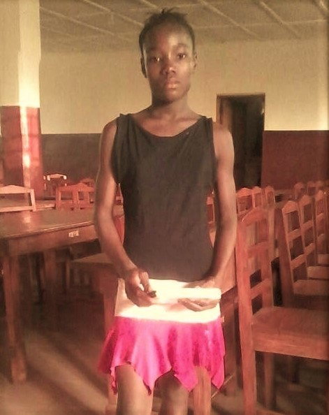 Adama Kamara JSS3 tutoring student (2)