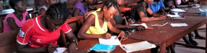 Preparing Sierra Leone Girls for Success