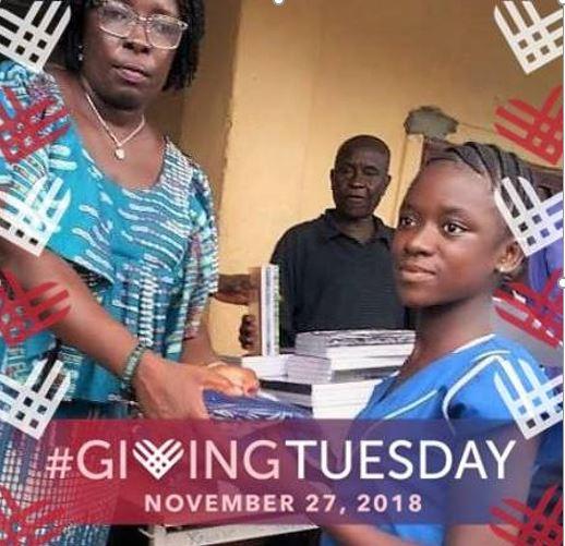 #GivingTuesday – plant a tree to educate Sierra Leonegirls
