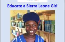 #GivingTuesday: This Year, Change a Sierra Leone Girl'sWorld